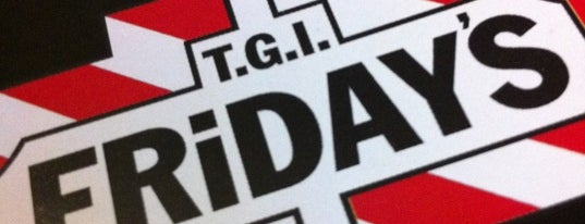 T.G.I. Friday's is one of Рестораны Киева.