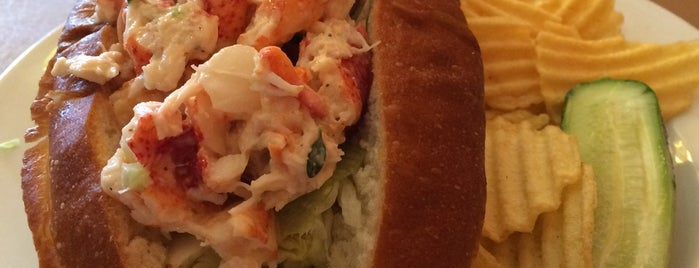 Mudgie's Deli is one of Ultimate Summertime Lobster Rolls.
