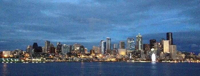 Elliott Bay is one of Seattle Favs.
