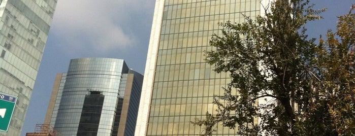 Torre Scotiabank is one of Rascacielos en la Ciudad de México..