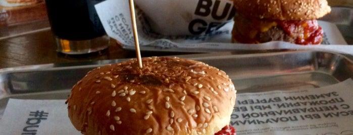 Burger Heroes is one of Lugares favoritos de Kristina.