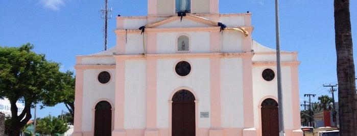 Igreja de Messejana is one of Lugares guardados de Arquidiocese de Fortaleza.