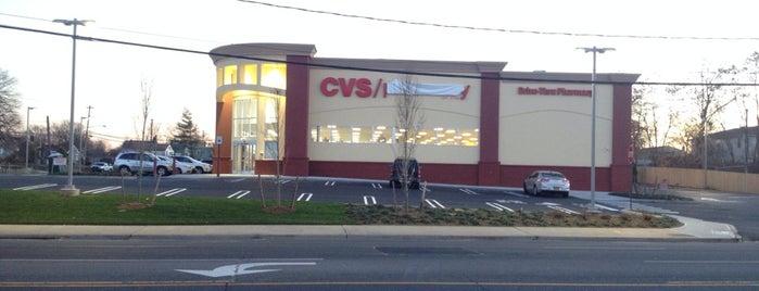 CVS pharmacy is one of Lieux qui ont plu à Marguerite.