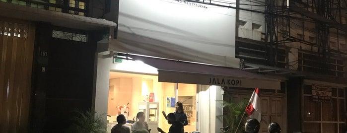 JALA KOPI is one of PANG ! PAgi NGopi Bandung.