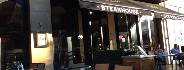 Miller & Carter is one of Reading Restaurants 🇬🇧.