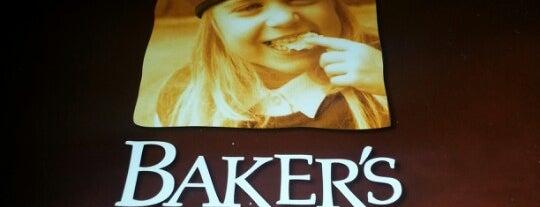 Baker's Crust is one of Locais salvos de David.