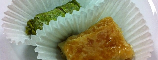 Baklava Coffee is one of Lukas' South FL Food List!.