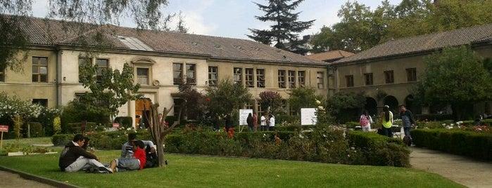Facultad de Psicología Universidad San Sebastián is one of Lugares frecuentes de Cami.