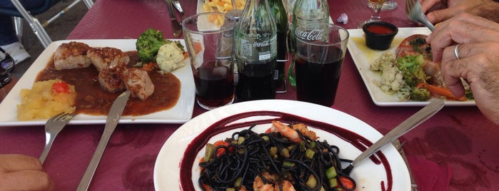 Restaurante Bar Virtudes is one of Spain.