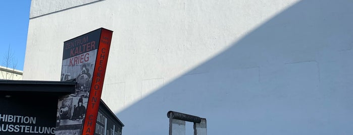 BlackBox Kalter Krieg is one of Museums Around the World-List 2.