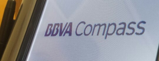 BBVA Bank is one of Lieux qui ont plu à Matt.