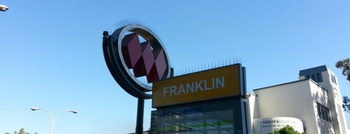 Metro Franklin is one of cumpleaños.