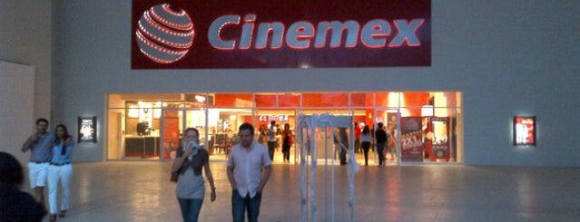 Cinemex is one of สถานที่ที่ Ricardo ถูกใจ.