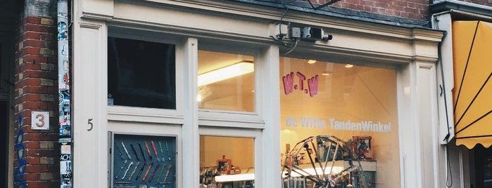 De Witte Tandenwinkel is one of אמסטרדם.