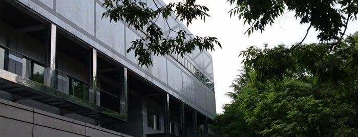 武蔵野総合体育館 is one of Orte, die モリチャン gefallen.