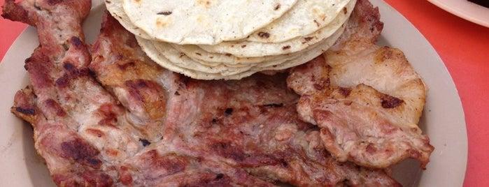"""Taqueria """"Las Brasas"""" is one of Cuautla."""