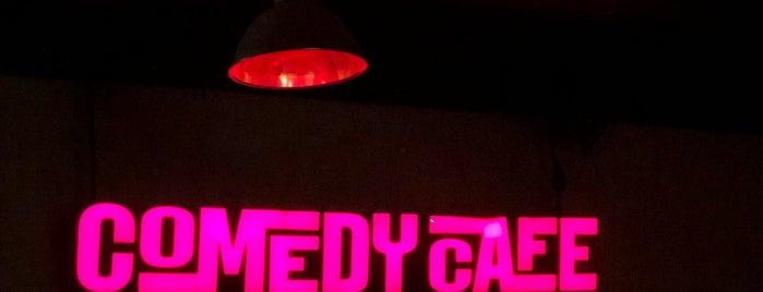 Comedy Café is one of Lugares favoritos de Jaspio.