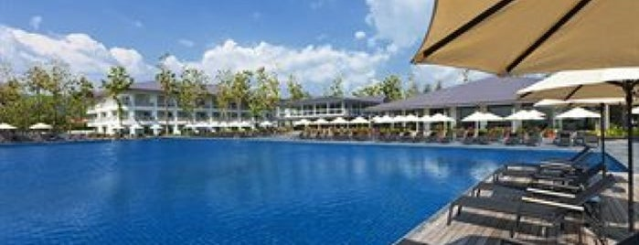 Four Points by Sheraton Langkawi Resort is one of Langkawee.