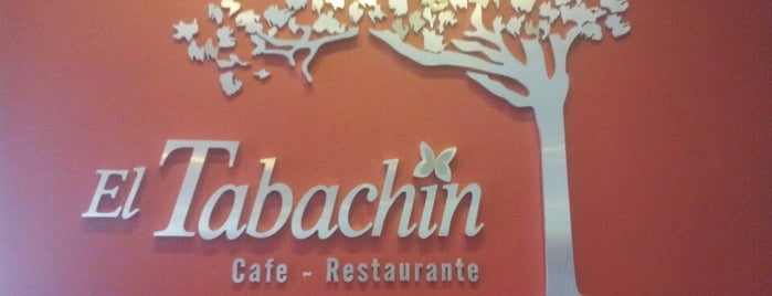 El Tabachin is one of Adriana 님이 저장한 장소.