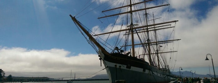 San Francisco Maritime National Historical Park is one of Exploring San Francisco.