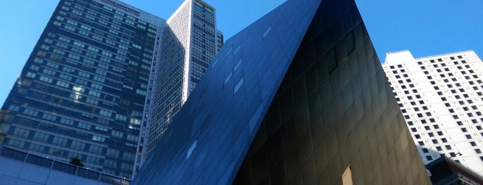 Contemporary Jewish Museum is one of Exploring San Francisco.