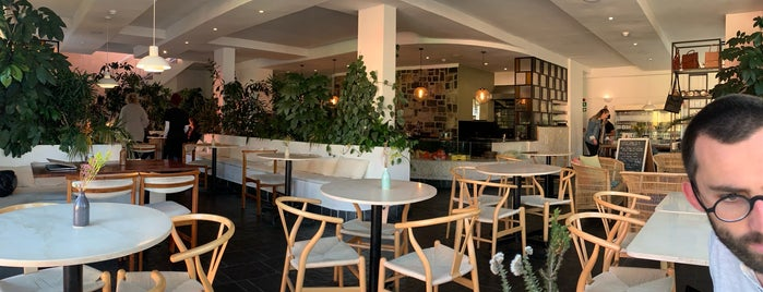 Harvest Cafe is one of Cape Town.