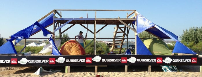 Windsurfclub is one of Orte, die Юрий gefallen.