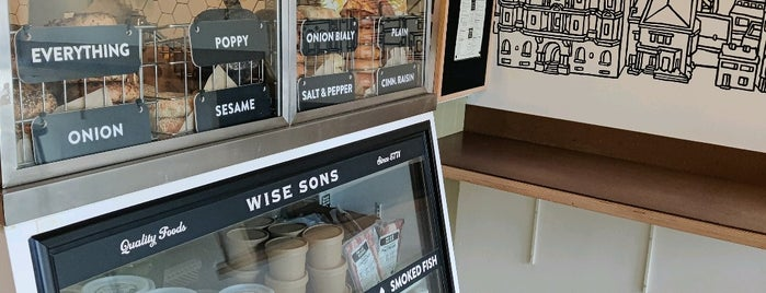 Wise Sons Bagel & Coffee is one of City: San Fracisco, CA.