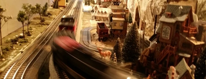 Cape May Model Trains is one of Wishlist.