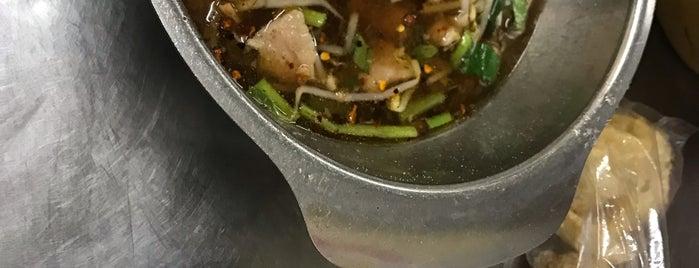 ราชาเนื้อตุ๋น is one of Beef Noodle in Bangkok.