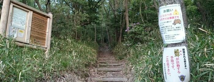 北嶺登山口 is one of 屋島 (Yashima).