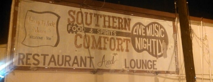 Southern Comfort Restaurant & Lounge is one of ATL.