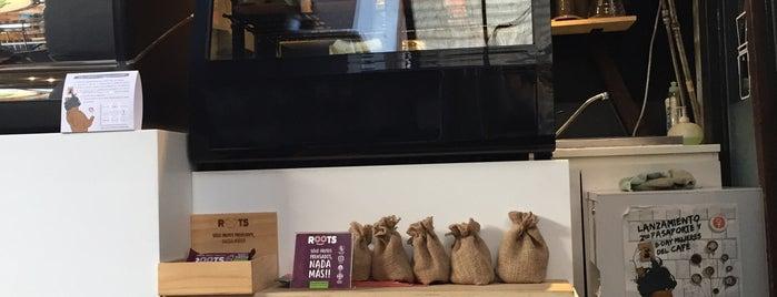 Rustik Coffee is one of Best Santiago Coffee Shops.