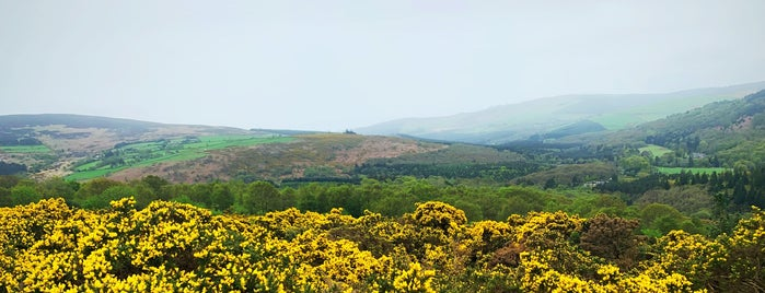 Wicklow Mountains National Park is one of Locais curtidos por Zia.