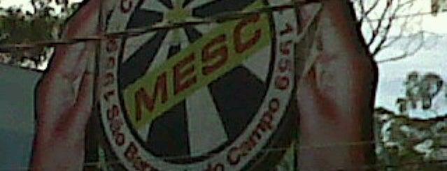 Clube MESC is one of สถานที่ที่ Thiago ถูกใจ.