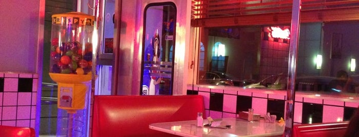 TRIXIE American Diner is one of Wi-Fi access.