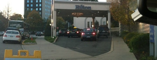 Hilton Philadelphia City Avenue is one of Lugares favoritos de Kevin.