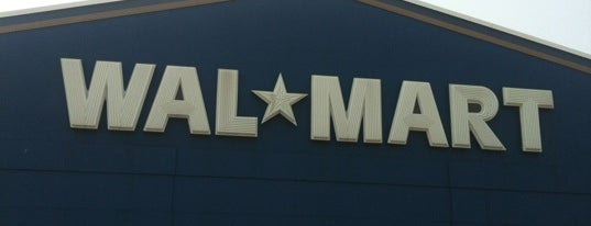 Walmart Supercenter is one of Yunus'un Beğendiği Mekanlar.