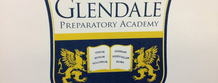 Glendale Preparatory Academy is one of Julie @さんのお気に入りスポット.
