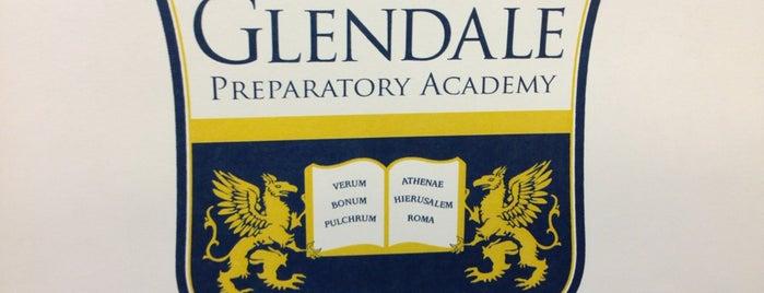 Glendale Preparatory Academy is one of สถานที่ที่ Julie @ ถูกใจ.