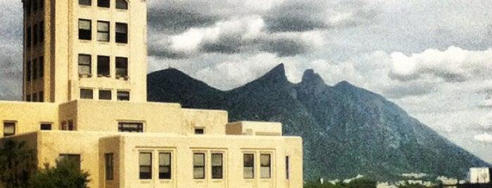 Antiguo Palacio Federal is one of Weekend Monterrey.