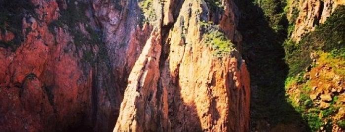 Reserva Natural de Scandola is one of Haute-Corse.