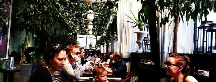 Gramercy Terrace is one of NY Brunch Spots.