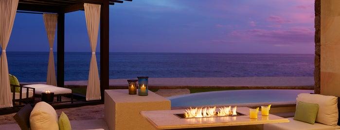 The Resort at Pedregal is one of Cosas Lujosas que Hacer en Los Cabos: Spas.