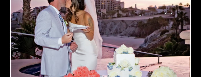 Welk Resorts Sirena Del Mar is one of 34 stunning locations to tie the knot in Cabo..