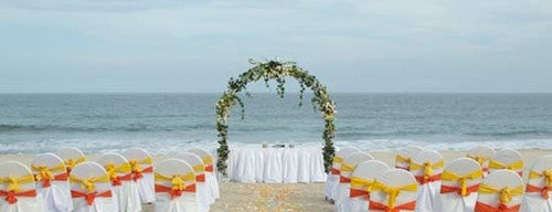 Barceló Grand Faro is one of 34 stunning locations to tie the knot in Cabo..