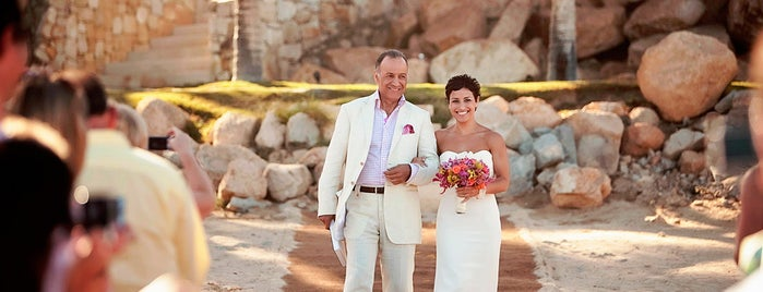 Fiesta Americana is one of 34 stunning locations to tie the knot in Cabo..