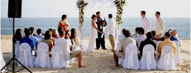 Paradisus Los Cabos is one of 34 stunning locations to tie the knot in Cabo..