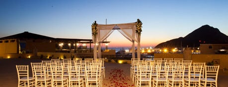 Wyndham is one of 34 stunning locations to tie the knot in Cabo..
