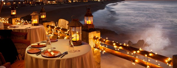 El Farallon is one of The most romantic retreats in Cabo..